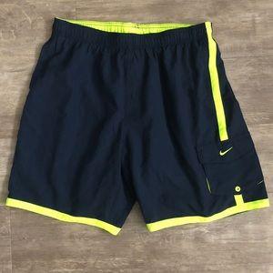 Nike | swim trunks | EUC